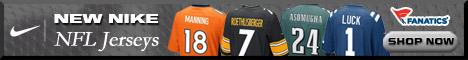Shop new NFL Nike Jerseys at Fanatics!