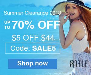 Roawe Clearance 2018 $5 OFF $44