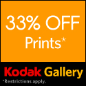 New Customers get 20 Free Prints at Kodak Gallery!