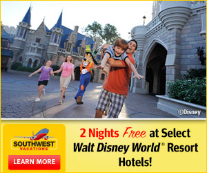 Walt Disney World® Resort Room Offer!