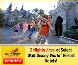 Walt Disney World® Double Savings Sale!