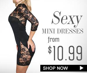 Sexy Mini Club Dresses