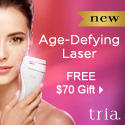 New Launch: Age-Defying Laser w/ Free Gift -- 125x125