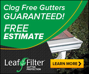Free Estimate - #1 Rated Gutter Protection System In America*