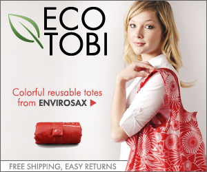 Go Organic. Shop eco-chic apparel at Tobi.com.