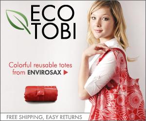 Go Organic. Shop eco-chic apparel at Tobi.com.