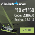 Take $10 off $60 with coupon code EXTRA60.  125 x