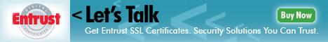 How Does Entrust SSL Certificates Compare to Thawte Server Certificates?