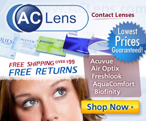AC Lens - Cheap Contacts, Free Shipping