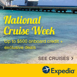 Expedia National Cruise Week!