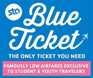 STA Travel BlueTicket