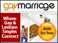 GayMarriage- Where gay and lesbian singles connect