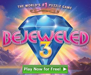 Play Bejeweled 3 & 1600 other games FREE with a WildClub free trial!