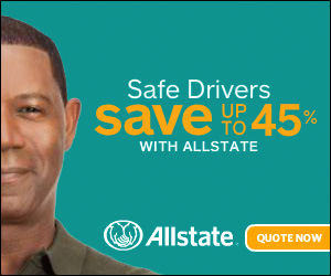 Top Auto insurnace companies - Allstate