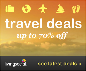 Save up to 70% on LivingSocial deals! via kwasiTRAVEL