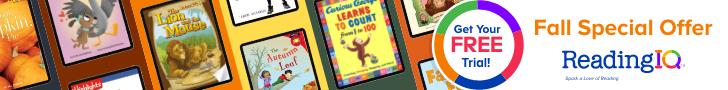 Get 30 Days Free of ReadingIQ!