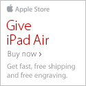 iPad with Retina display. Free engraving, plus fast free shipping.
