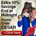 Save Big this Black Friday at CesarsWay.com