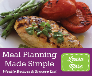 Meal Planning made Simple and Cheap!