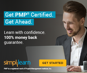 300x250 PMP Certification Training Course - Exam Format
