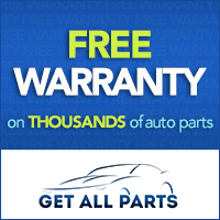 Get All Parts | Free Warranty on Thousands of Auto Parts