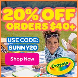 20% Off $40+ Order with SUNNY20