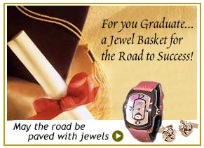 Graduation day jewelry and gifts savings