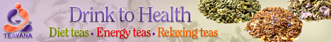 Drink to your Health with Teavana Tea