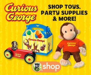 PBS KIDS Shop Free Shipping