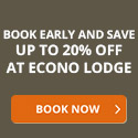 Econolodge Hotels by Choice Hotels.