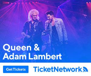 Queen and Adam Lambert biljetter