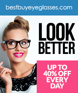 Great deals on glasses!