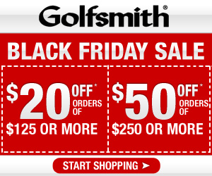 Golfsmith Black Friday Sale