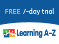 Go to LearningA-Z.com now