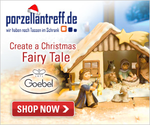 Goebel Annual Edition Christmas - New items are available!