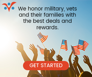 Save money with Veterans Advantage
