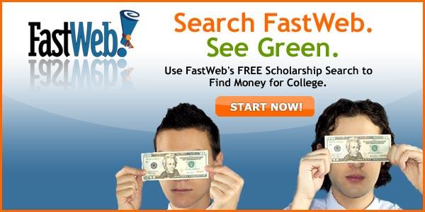 Search FastWeb see Green!