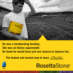 Rosetta Stone - Learn Italian