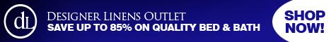 Designer Linens Outlet - Save up to 85%