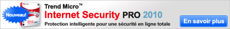 France - Trend Micro Internet Security 2009