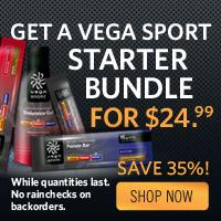 Save 35% off the Vega Sport Starter bundle