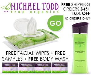 Organic Skin Care by Michael Todd True Organics