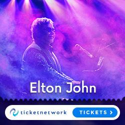 Elton John biljetter