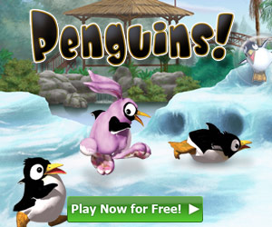 Play Penguins & 1600 other games FREE with a WildClub free trial!