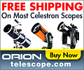 Free Shipping orders Celestron of $100 or more!
