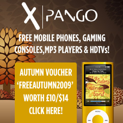 Free Xpango Credit worth £10.00/$14.00