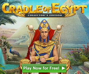 Play Cradle of Egypt & 1600 other games FREE with a WildClub free trial!