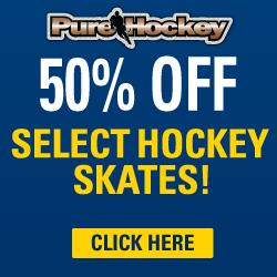 50% Off Select Skates