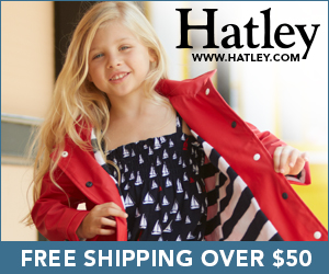 Free Shipping on $50+ orders at Hatley!