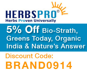 HerbsPro 5% Off